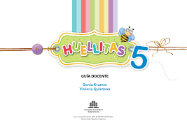 Huellitas 5 Gd By Editorial Aces Issuu