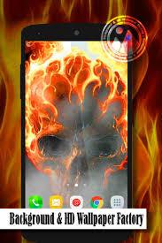 الجماجم خلفية متحركة For Android Apk Download