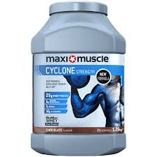 maximuscle cyclone protein powder