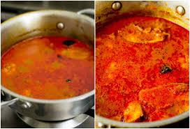 Goan Fish Curry - Kannamma Cooks