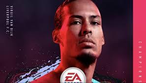 FIFA 20 met Virgil van Dijk op de cover deze week uit