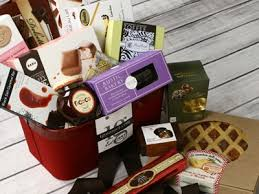 gourmet luxury food gift baskets