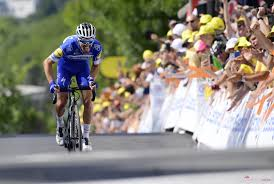 Alaphilippe takes yellow with Tour de France stage 3 win: Daily News Digest