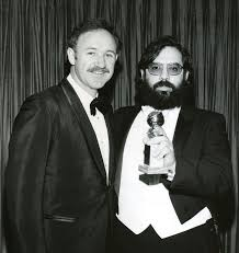 Golden Globe Moment: Francis Ford Coppola and Gene Hackman, 1973 ...