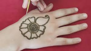 mehndi design new simple and easy 2019