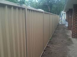 Colorbond Fencing Extensions In Perth Bears Fencing