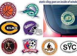 Window Stickers Schoolpride