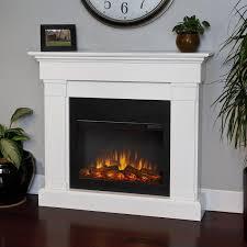 slimline 47 inch electric fireplace