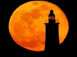 القمر الوردي يزي ن برج خليفة وإليك أبرز صوره حول العالم حلوة
