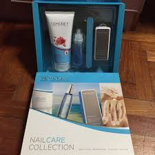 seacret nail care collection x mas