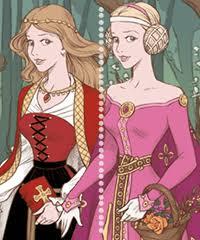 princess page 1 fantasy dress up