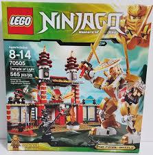 LEGO Ninjago Set 70505 Masters of Spinjitzu Temple of Light Final ...