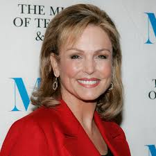Phyllis George, former Miss America and ...