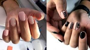 Manicure Dla Krotkich Paznokci 15 Fantastycznych Stylizacji