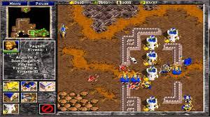 Warcraft 2 Battle.net Edition : Gameplay Human - YouTube