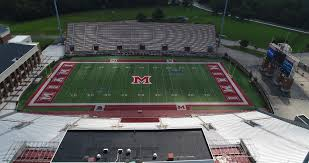 yager stadium miami university redhawks