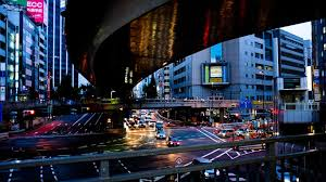 an tokyo cityscapes streets cars
