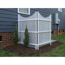 4 Ft H X 3 Ft W Huntersville Privacy Screen In 2020 Outdoor Privacy Garden Fence Panels Privacy Screen
