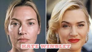 celebrities without makeup rare