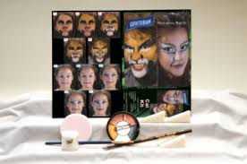 graftobian character makeup kits