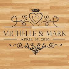 Wedding Party Floor Decoration Wall Decals Wedding Dance Floor Decoration Customized Name And Date Removeable Vinyl Sticker Large Stickers For Walls Large Vinyl Wall Decals From Joystickers 12 66 Dhgate Com