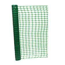 Bisupply 4 Ft Safety Fence 100 Ft Plastic Fencing Roll For Construction Fencing Pet Fencing And Event Fencing Green Buy Online In Andorra Missing Category Value Products In Andorra