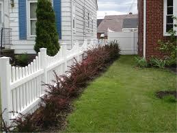 Vinyl Picket Fencing Ohio Fence Company
