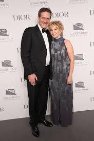 Wendy Fisher, Dennis Goodman - Wendy Fisher Photos - Guggenheim  International Gala Dinner, Made Possible By Dior - Zimbio