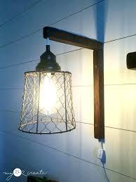 diy wall light ideas portbroughton info