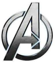 Marvel Avengers A Logo Wall Sticker Various Sizes Styles Ebay