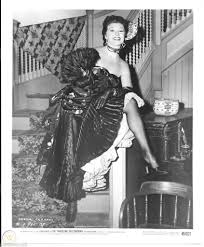 Leggy Adele Jergens Vintage The Traveling Saleswoman Vintage 8x10 Photo    #1729547468
