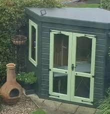 Cuprinol Garden Shades Woodstain Tester In Somerset Green 50ml For Sale Online Ebay