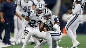 Cowboys cornerback Byron Jones ...