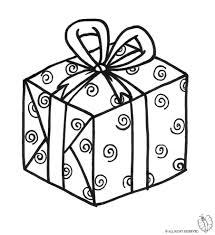 Tổng hợp các bức tranh tô màu hộp quà xinh xắn dành tặng cho bé