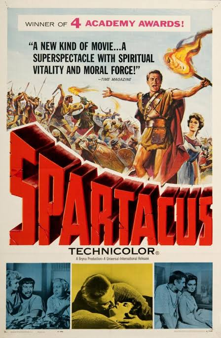 """Resultado de imagen para spartacus movie 1960"""""""