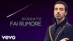 Diodato - Fai Rumore (Testo/ Lyrics) - YouTube