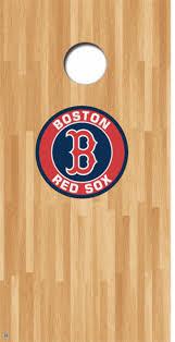 Boston Red Sox Cornhole Decals Mlb Cornhole Decals Buy 2 Get 1 Free Gamedaydecals