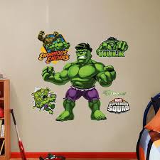 Fathead Superhero Squad Hulk Wall Decal Buy Online At The Nile