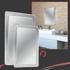 rectangular round edge non illuminated