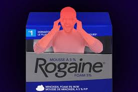 rogaine and minoxidil side effects my