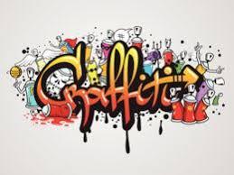 draw graffiti names on paper