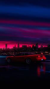 night city scenery car 8k wallpaper 4 1938