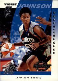 Buy Vickie Johnson Cards Online | Vickie Johnson Basketball Price ...