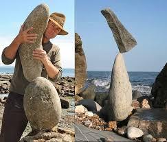 The Stone Balancing Art of Adrian Gray