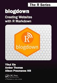 blogdown creating websites with r markdown