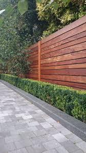 Pin By Goose On Backyard Make Over Backyard Fences Modern Fence Design Modern Garden