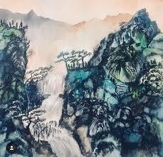 Heaven Painting by Yi-wen Lin
