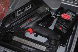 black paslode tools equipment