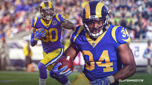 Rams news: RB Malcolm Brown makes ...