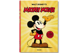review taschen s mickey mouse book